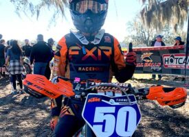 Podcast | Shelby Turner Talks about GNCC Round 2 in Florida