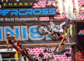 Marvin Musquin Returns to the Top in Thrilling 450SX Class Supercross Victory