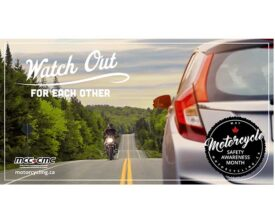 MAY IS MOTORCYCLE SAFETY AWARENESS MONTH | Let's Watch Out For Each Other | MCC