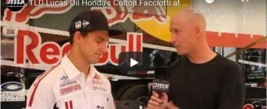 #TBT   Colton Facciotti at the AMA MX National at Pala in 2011