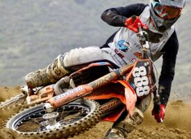 Podcast | Canadian #888 Burg Giliomee Talks about Heading into His First AMA Pro MX at Round 1