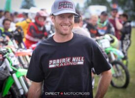 Kyle McCannell Talks about the Nationals Not Going West to His Prairie Hill MX Track