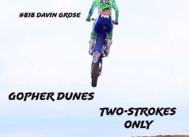 Video | Gopher Dunes | May 23, 2021 | Two-Strokes Only | Leatt