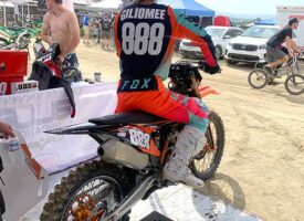 Podcast | Burg Giliomee Talks about How Fox Raceway in Pala Went for His 1st AMA MX National
