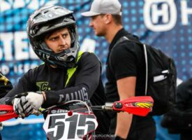 Tyler Medaglia's High Point Results