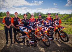 KTM CANADA RED BULL THOR RACE TEAM ANNOUNCES ROSTER FOR THE 2021 TRIPLE CROWN SERIES