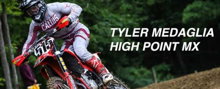 Video   Tyler Medaglia Talks about 2021 High Point MX National
