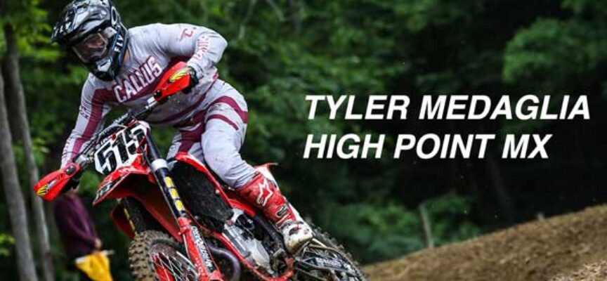 Video | Tyler Medaglia Talks about 2021 High Point MX National