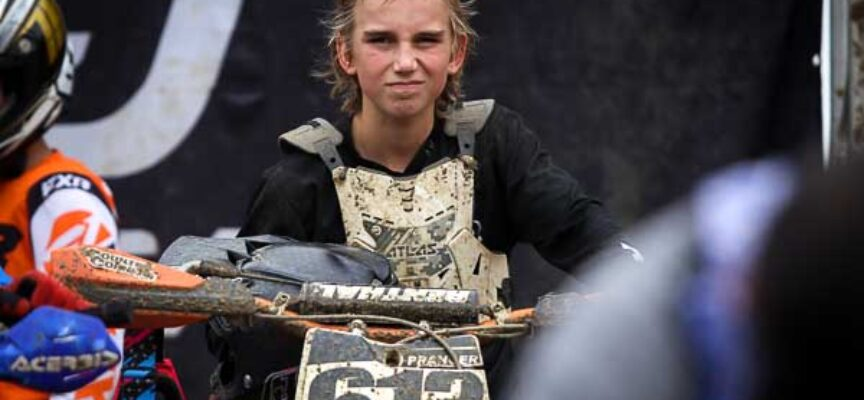 Faces at the Races   Canadian MX Nationals Round 5 at Sand Del Lee