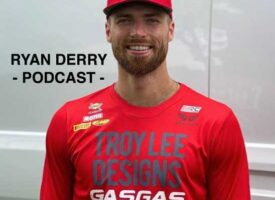 Podcast | Ryan Derry Talks about Filling In for SSR TLD GasGas