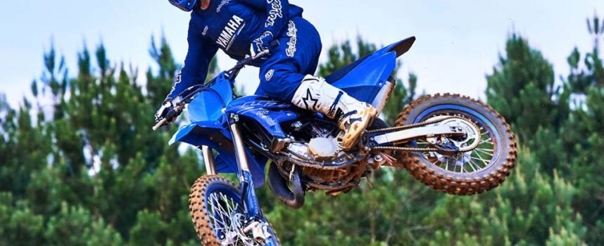 Yamaha Announces Expanded Lineup of 2022 Two-Stroke MX Bikes