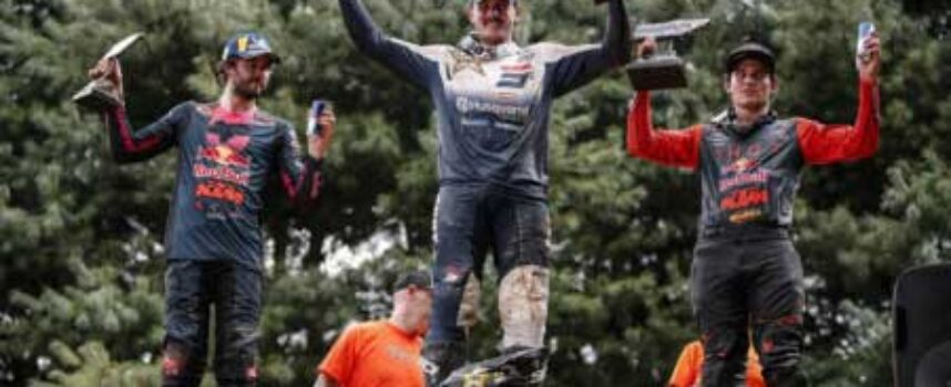 Shelby Turner Wins in Tennessee and Takes Title, Trystan Hart 3rd