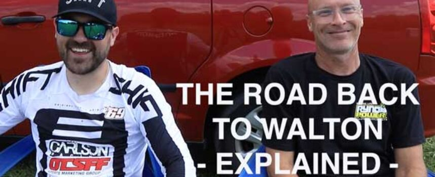 Video | The Road Back to the  Walton TransCan – Explained