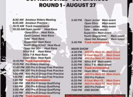 Triple Crown Series Supercross Rounds 1-2 Schedule/Need to Know