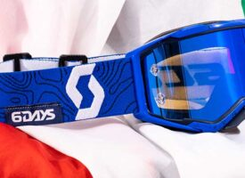 ISDE Italy 2021 | SCOTT Special Edition Goggles