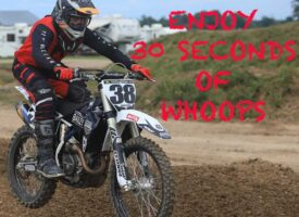 Video   30 Seconds of Whoops Sights and Sounds