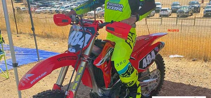 Podcast   Tanner Ward Talks about Racing 2021 Hangtown MX