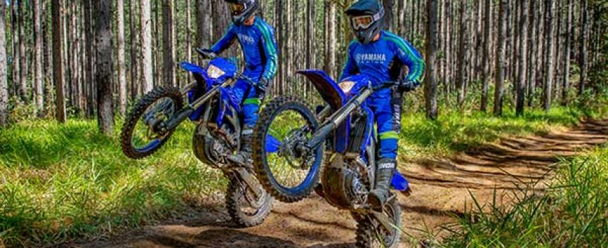 Yamaha Launches New 2022 WR250F and Returning WR450F