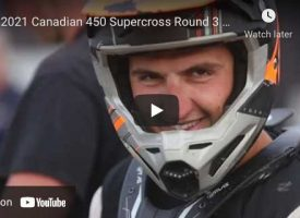 Video | 450 Supercross Action from Round 3 at Gopher Dunes