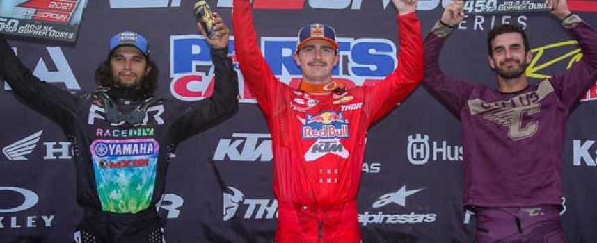 Video   Davey Fraser Talks about His First-Ever Canadian Pro National Podium