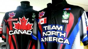 Team gear for purchase in support of the team's effort.