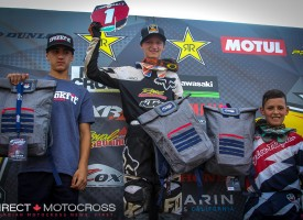 KTM East Supermini Nationals Podium