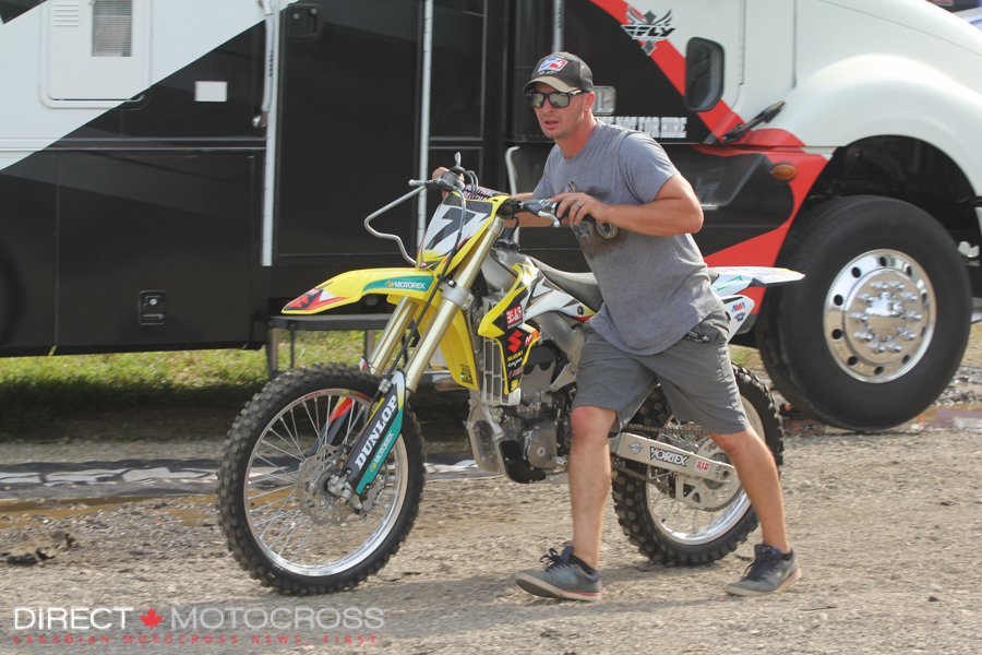 """Maybe not my most informative photo report, but you guys have all watched the race by now anyway. I just wanted to throw a slightly different angle on things. James Stewart says, """"See you at the races...seriously!"""""""