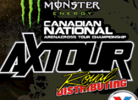 Round 1 and 2 of the Canadian AX Tour Breaks New Ground