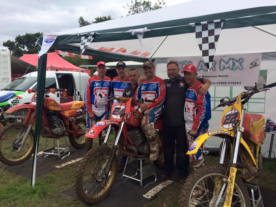 What an amazing weekend at Farleigh Castle Vmxdn we had with Team Canada lots of ups and downs but still pulled in a 6th overall
