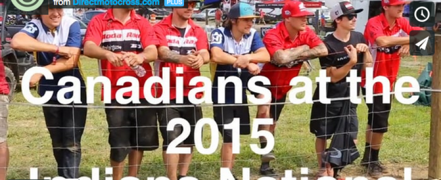 Video: Canadians at the Ironman National