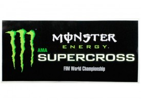 2016 Pump Up for Monster Energy AMA Supercross an FIM World Championship