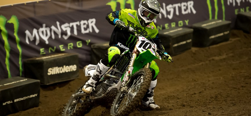 Canadian National AX Tour – Rounds 1-2 Photo Report
