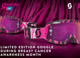 Scott Sports Breast Cancer Awareness Goggle