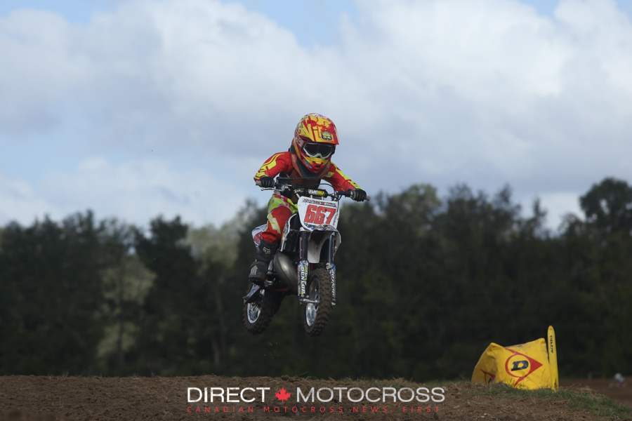 #667 Ty Kirby has a 26th and a 30th this week on the MX track. And there's no way his older brother Jonny Kirby is out there in the 65cc classes with the #668 on his bike! I've looked every time and have seen nothing. I'll look again tomorrow.