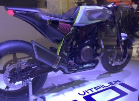 A Few Photos from the EIMCA Milan Motorcycle Show