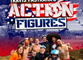 Nitro Circus Presents Travis Pastrana's Action Figures