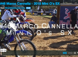 #46 Marco Cannella – Mini O's SX