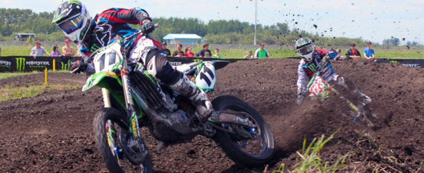 Teddy Maier Sums Up a Great Race Day in Canada | Atlas Brace