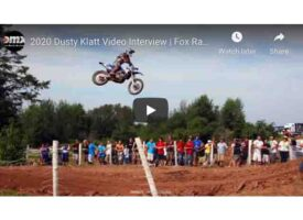 Video Interview with Dusty Klatt | Fox Racing Canada