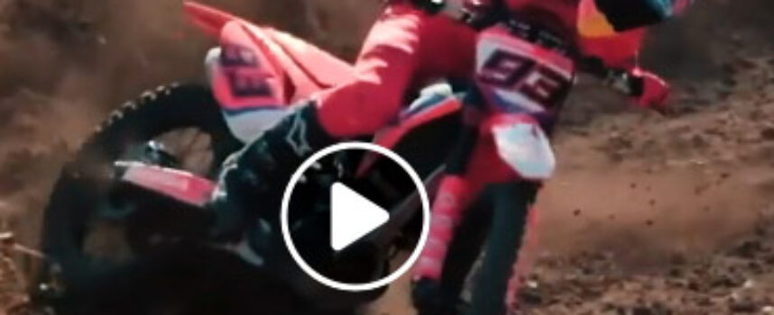 Video   Marc and Alex Marquez Ride Some MX   We Ride Again   Red Bull