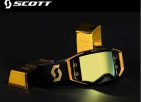 Prepare for victory with the Gold Edition Prospect Goggle