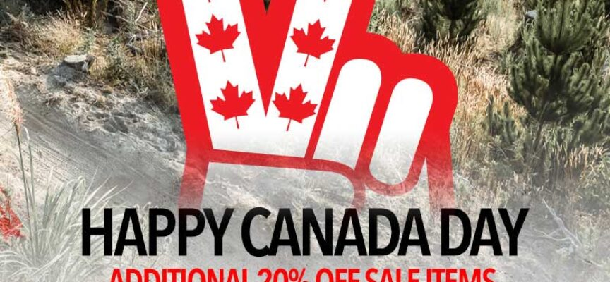 Troy Lee Designs   20% OFF Canada Day Sale