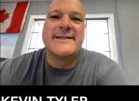MX101's Kevin Tyler Zoom Interview | 100%