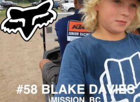 #58 Blake Davies Talks about the 2020 TransCan | Fox Racing Canada