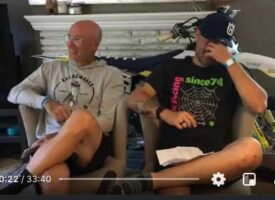Walton #1 Round 2 Saturday Chat with Bigwave and Fish