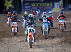 Amateur SX Rounds 1 and 2 at Gopher Dunes