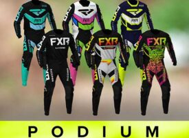 FXR® CELEBRATES 25th ANNIVERSARY WITH THE LAUNCH OF 2021 MOTO COLLECTION