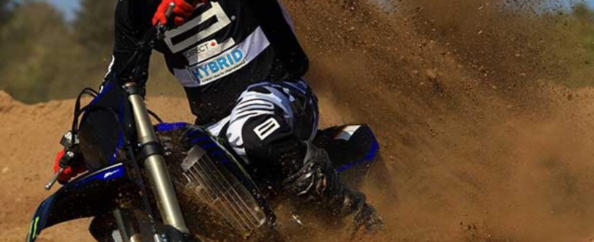 2021 Yamaha YZ250F First Ride at Motopark