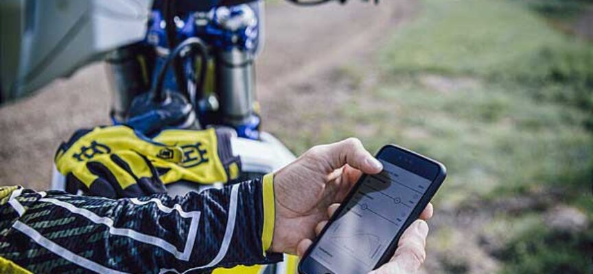 MYHUSQVARNA APP AVAILABLE NOW FOR DOWNLOAD WITH CONNECTIVITY UNIT COMING TO NA THIS DECEMBER – CANADA