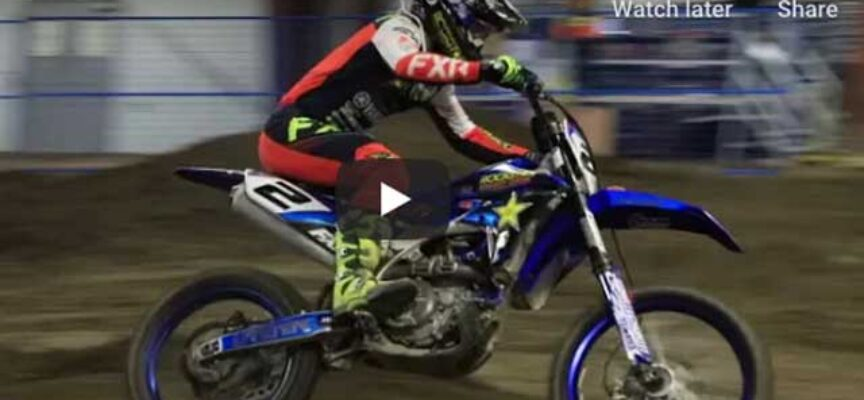 Video   Lap of the FWM AX Track for Rounds 3 & 4